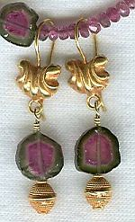 Tourmaline Earrings CC6017
