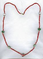 Branch Coral Necklace NUG2192