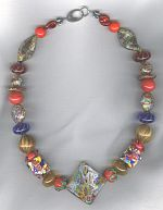 Murano Venetian glass Necklace VEN4331