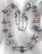 Venetian Glass necklace VEN4338
