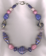 Murano Venetian glass necklace VEN4272