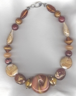 Murano Venetian glass necklace VEN4273