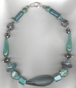 Murano Venetian glass necklace VEN4274