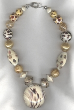 Murano Venetian glass necklace VEN4276