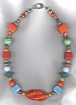 Venetian Glass necklace VEN4343