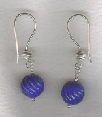 Lapis Lazuli earrings NUG2749