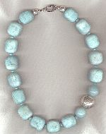 Brazilian Amazonite Necklace NUG2769