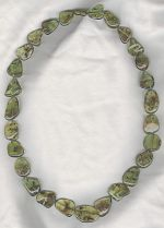 Green Amber Necklace CC6237