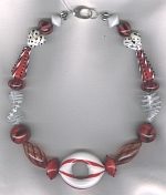 Venetian glass necklace VEN4300