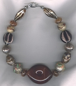 Venetian glass necklace VEN4301