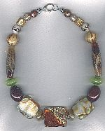 Murano Venetian glass necklace VEN4316